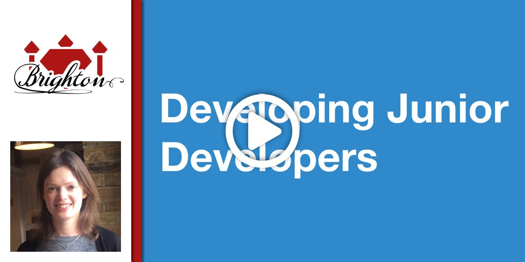 Developing Junior Developers