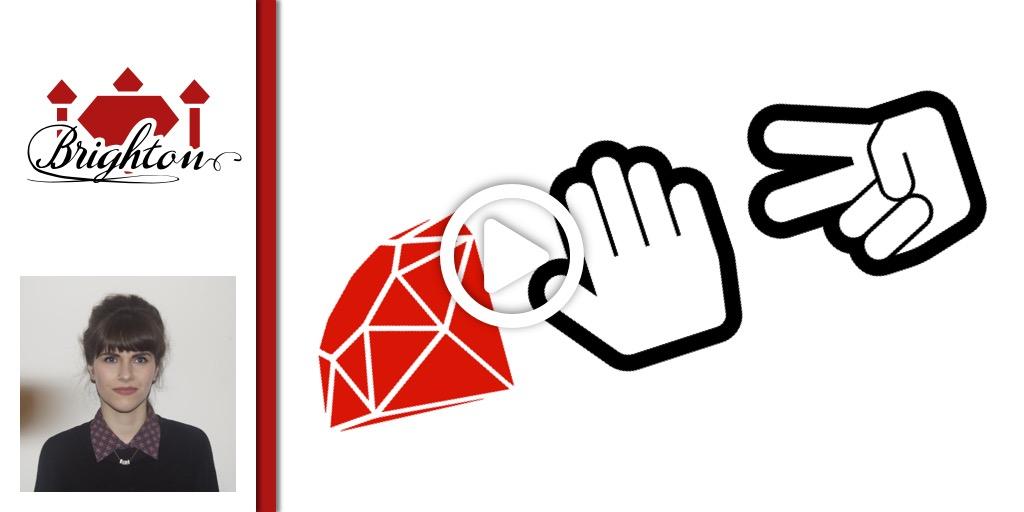 Ruby Paper Scissors