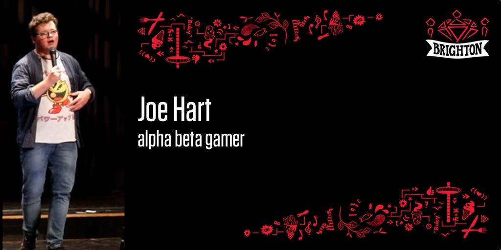 Alpha. Beta. Gamer.