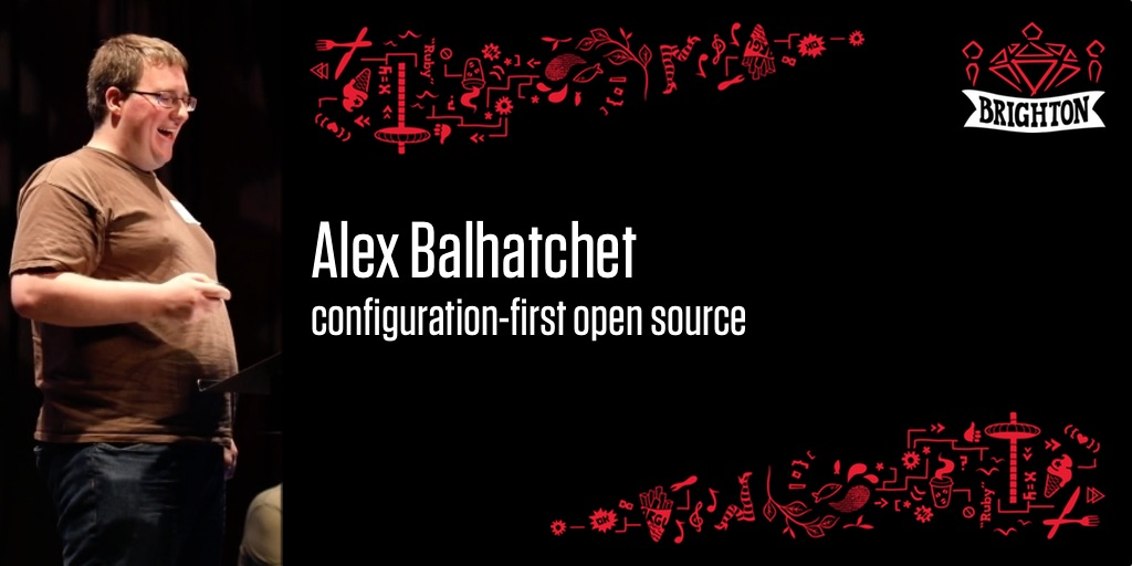 Configuration-first Open Source
